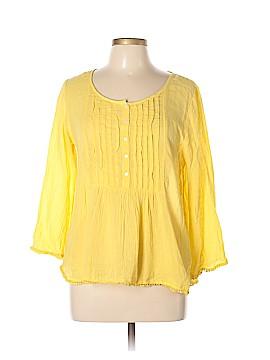 Denim & Supply Ralph Lauren 3/4 Sleeve Blouse Size L
