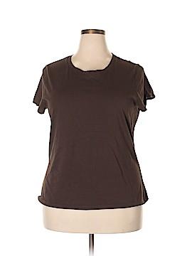 Chadwicks Short Sleeve T-Shirt Size 2X (Plus)