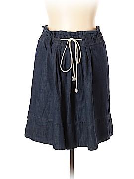 Merona Denim Skirt Size L