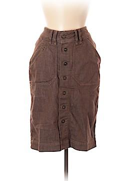 Royal Robbins Denim Skirt Size 4