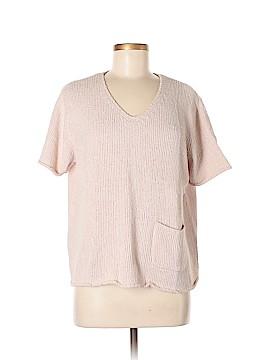 J.jill Silk Pullover Sweater Size M