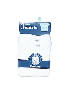 Gerber Short Sleeve Onesie Size 3-6 mo