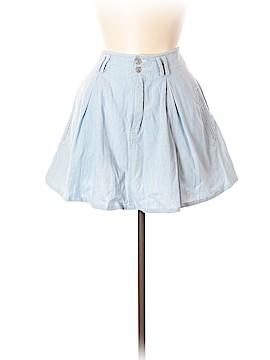 Lizwear by Liz Claiborne Denim Skirt Size 8