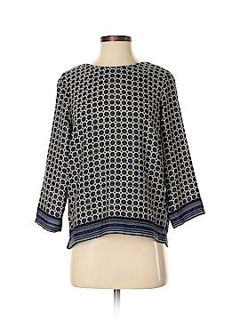 Cynthia Rowley TJX 3/4 Sleeve Blouse Size XS