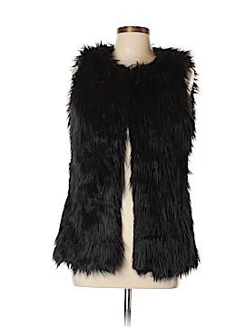 Gabriella Rocha Faux Fur Vest Size L