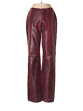 Frenchi Leather Pants Size 7