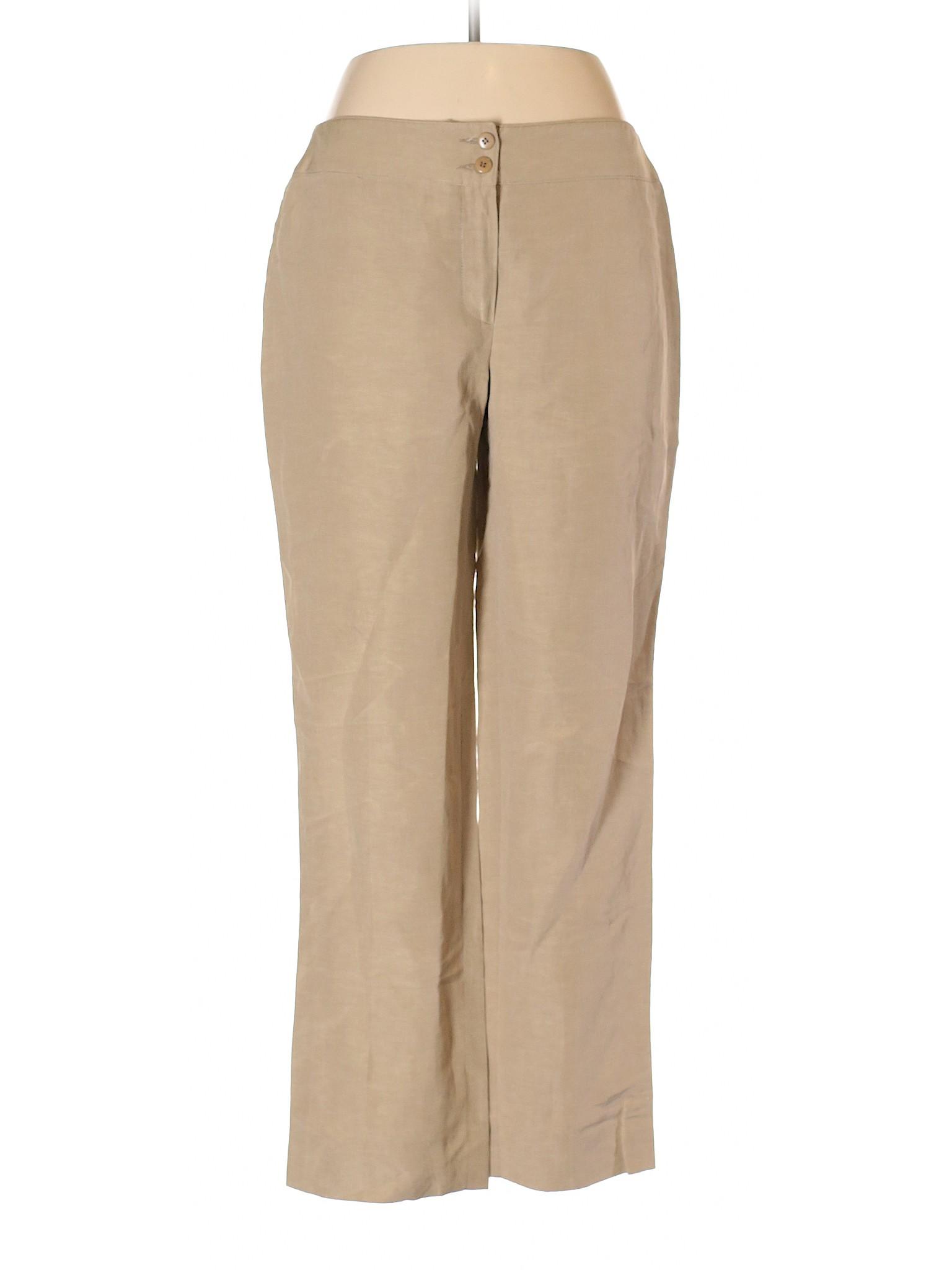Collezioni winter Boutique Pants Linen Armani wCBq6E4