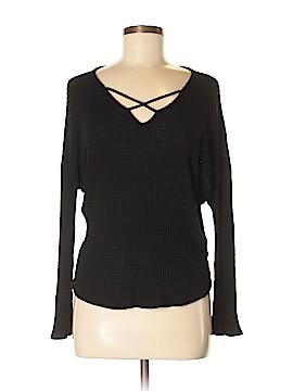 Jolie Long Sleeve Top Size M