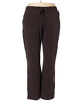 CHRISTINE ALEXANDER Sweatpants Size 3X (Plus)