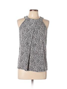 INC International Concepts Sleeveless Blouse Size L (Petite)