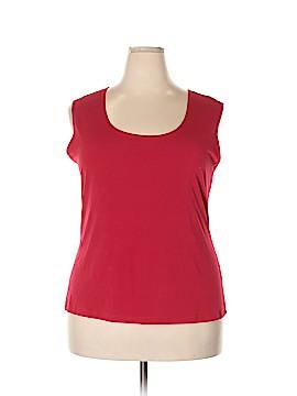 CKW Women Sleeveless Top Size 2X (Plus)