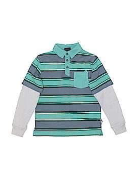 Shaun White Long Sleeve Polo Size 6 - 7