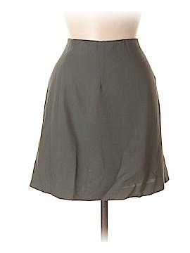 Armani Exchange Wool Skirt Size 6