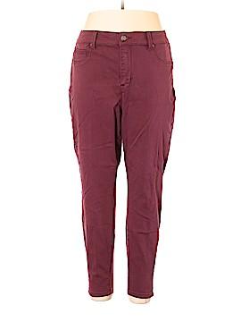 Melissa McCarthy Seven7 Casual Pants Size 18 (Plus)