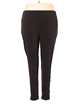 Woman Within Leggings Size 30 (3X) (Plus)