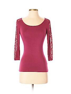 Seventeen 3/4 Sleeve Top Size S