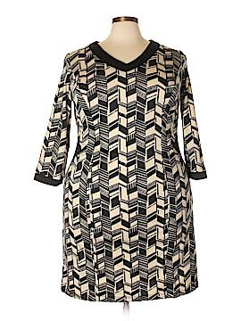Poppy & Bloom Casual Dress Size 3X (Plus)