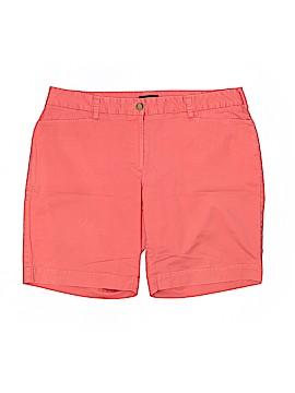 Lands' End Khaki Shorts Size 16 (Plus)