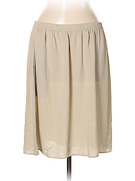 Yeohlee Silk Skirt Size M