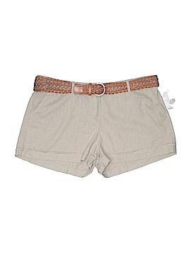 Color Swatch Shorts Size 3X (Plus)