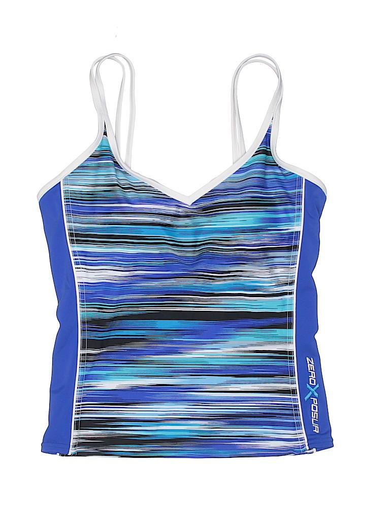 ZeroXposur Women Swimsuit Top Size 10