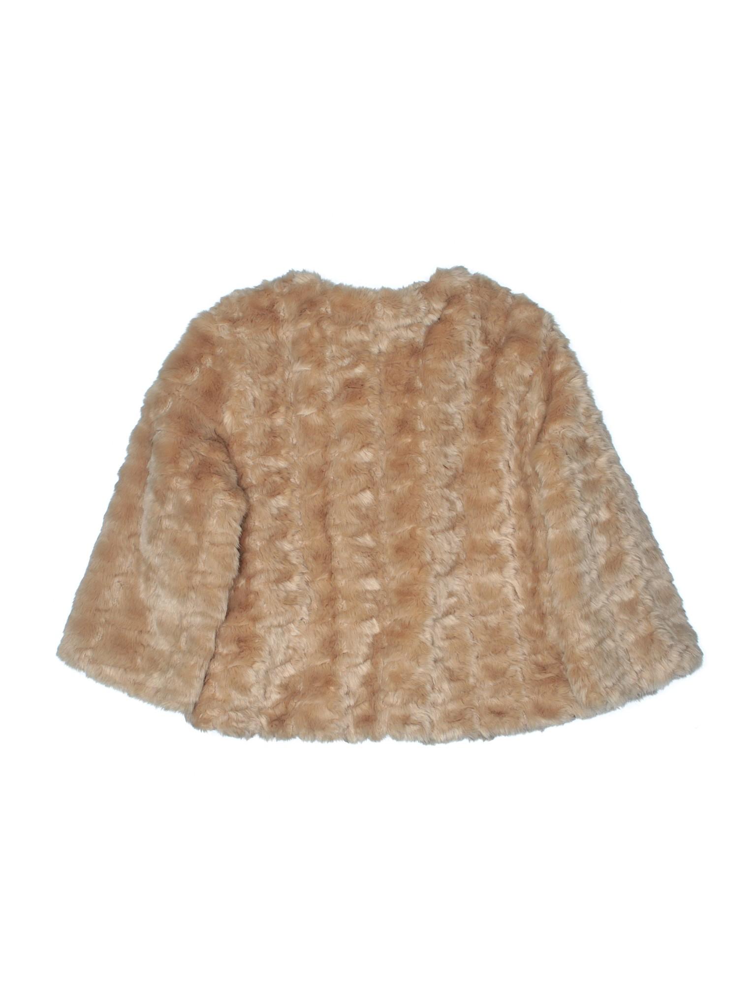 Faux Boutique Forever winter Jacket 21 Fur wqpwr6AtH