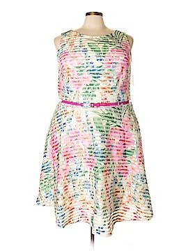 Gabby Skye Casual Dress Size 22 (Plus)