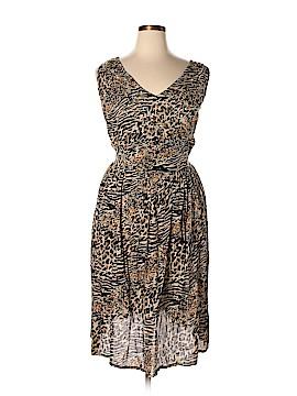 Lola P. Casual Dress Size 3X (Plus)