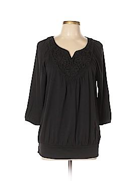 Madison 3/4 Sleeve Top Size XL