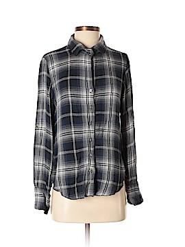 Cino Long Sleeve Button-Down Shirt Size S