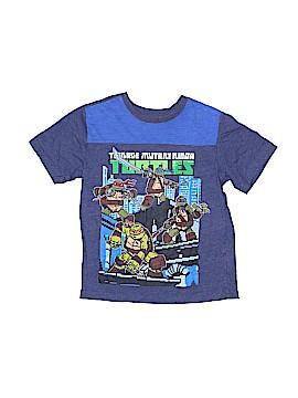 Teenage Mutant Ninja Turtles Short Sleeve T-Shirt Size 8