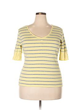 Calvin Klein 3/4 Sleeve T-Shirt Size XL