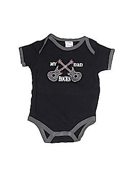 Baby Essentials Short Sleeve Onesie Size 0-3 mo