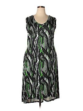 Jete Casual Dress Size 2X (Plus)