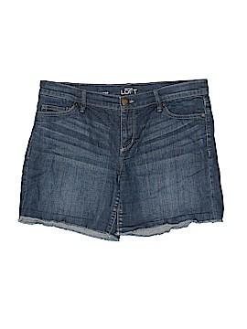 Ann Taylor LOFT Outlet Denim Shorts Size 4