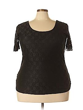 Bongo Short Sleeve Top Size 3X (Plus)