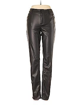 Bar III Faux Leather Pants Size 8