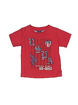 U.S. Polo Assn. Short Sleeve T-Shirt Size 2T
