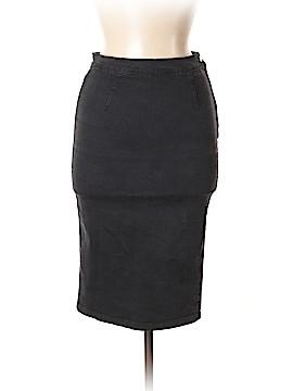 D&G Dolce & Gabbana Denim Skirt Size 42 (IT)