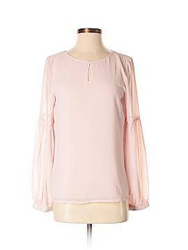 Express Long Sleeve Blouse Size S (Petite)