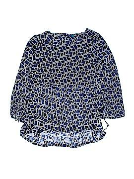 AVA 3/4 Sleeve Blouse Size L