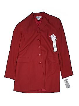 Bill Burns Wool Blazer Size 8