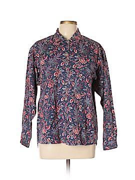 Patagonia Long Sleeve Button-Down Shirt Size L