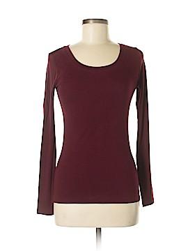 Cynthia by Cynthia Rowley Long Sleeve T-Shirt Size M