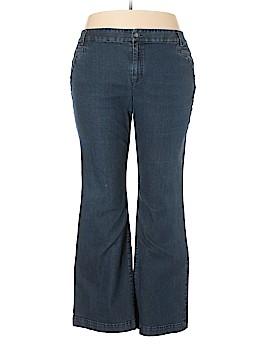 Ann Taylor Factory Jeans Size 18 (Plus)