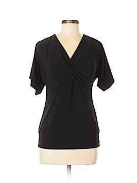 White House Black Market Short Sleeve Top Size M