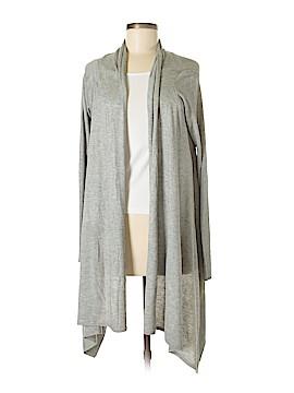 BCBGMAXAZRIA Silk Cardigan Size Med - Lg