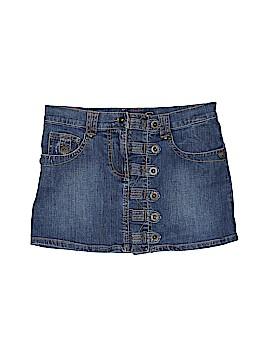 Just Cavalli Denim Skirt Size 40 (IT)
