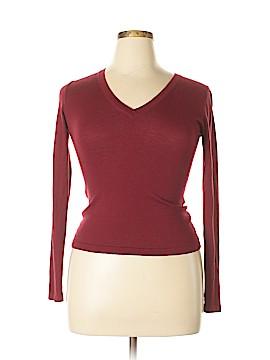Bruno Manetti Silk Pullover Sweater Size 46 (EU)