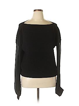 Armani Collezioni Long Sleeve Blouse Size 12